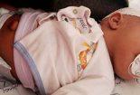 جدال نوزاد چهارماهه با مرگ