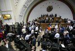 درگیری در پارلمان ونزوئلا