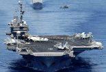 عملیات ناو آمریکایی در نزدیکی جزایر مورد مناقشه دریای جنوبی چین