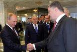دو دور مذاکره تلفنی میان پوتین و پوروشنکو بینتیجه بود