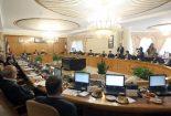 تصمیمات جلسه هیئت دولت در یکشنبه بیست و چهارم اردیبهشت 1396