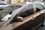 دودی کردن شیشه خودرو چقدر جریمه دارد؟
