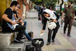 نوازندگی، تکدی گری مدرن پایتخت
